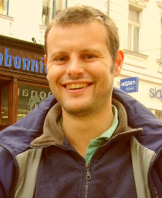 Dr Mark Boyes
